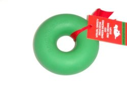 Goughnuts Indestructible Dog Toy Green