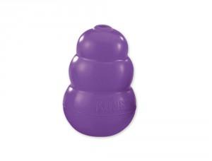 KONG Senior KONG Dog Toy Medium Purple