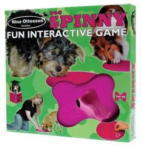 Nina Ottosson Spinny Interactive Puzzle Toy