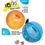 OurPets IQ Treat Ball Dog Toy