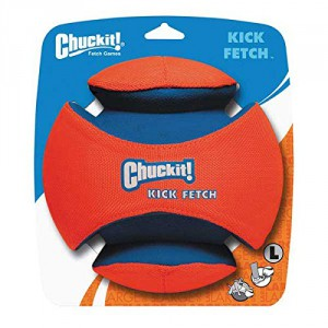 Chuckit Kick Fetch Toy Ball For Dogs Large