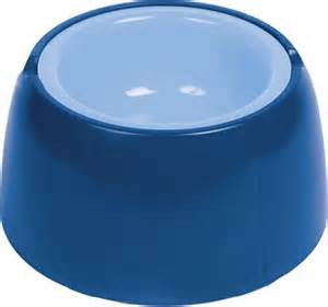 Dog Water Bowl Blue