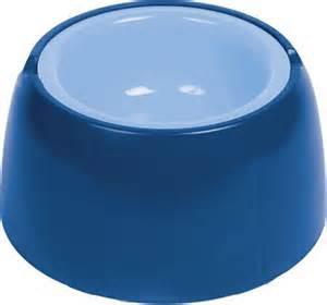 Dog Water Bowl Blue