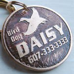 Identification Tag For Dogs