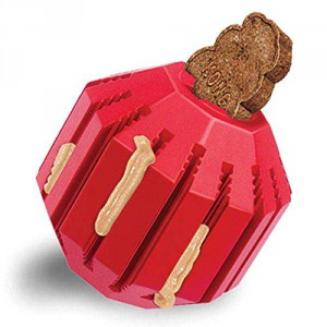 KONG Stuff-A-Ball Dog Toy Red Large Size