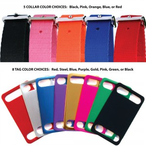 Tags Eight Colors Collars 5 Colors