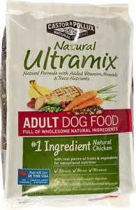Castor & Pollux Natural Ultramix Adult Dog Food