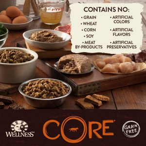 Wellness Core Contains No Chart