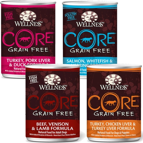Wellness Natural Pet Food Core Dog Food