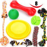 Large Dog Chew Toys 8 Value Pack