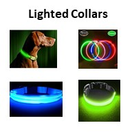 Quick Shop Lighted Collars
