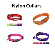 Quick Shop Nylon Collars