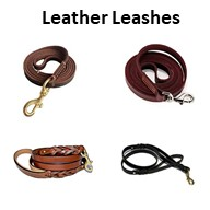 Quick Shop Leather Leashes