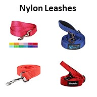 Quick Shop Nylon Leashes