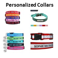 Quick Shop Personalized Collars