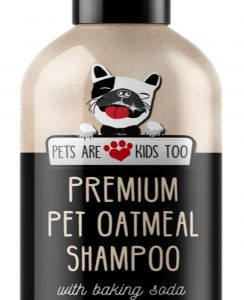 Pet Oatmeal Shampoo By Pets are Kids Too